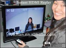 HD Remote control camera helmet camera helmet
