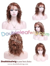 10'' halloween party wigs