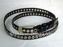 Fashion rhinestone women's belt