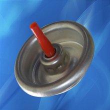 Plastic butane gas valves