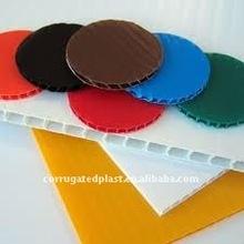 Corrugated Plastic Protective Sheet