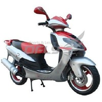 Hot Selling EEC/EPA DOT Approved Gas Motor Scooter Equipped with4 Stoke 50cc Engine(MS0530EEC/EPA )