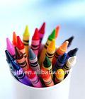 Multicolor Wax Crayons