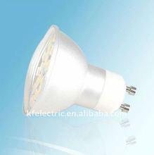 220-240V Aluminum housing GU10 SMD LED Bulb