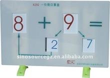 instrument de pratique pour des maths orales