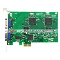 16-CH H.264 DVR Video Capture PCI-E Card for Security Cameras (PAL/NTSC)