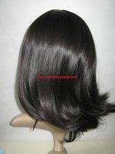 in stock fashion style European hair Jewish wigs,Kosher wigs,make customer order