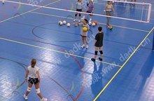 PP volleyball flooring
