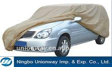 new material -PEVA+ COTTON car cover