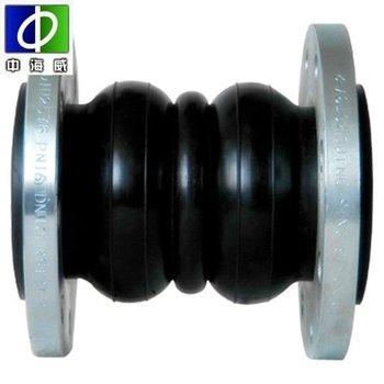 supply double ball rubber compensator