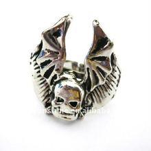 New skull style ring 2012