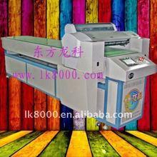Automatic phone case&ID card printer machine A1 size