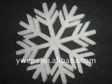 polyfoam snowflake
