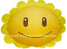 Hot Super Soft Velvet My Cute Sunflower Designer Pillows