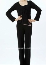 fashionable ladies yoga wear 2012