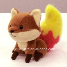 stuffed plush animal plush squirrel