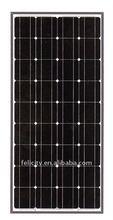 110W 120W 130W monocrystalline photovoltaic panel