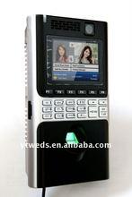 fingerprint sensor with HD camera & access control system WEDS-H8