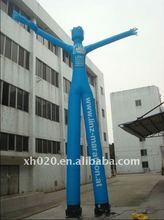 Great sale digital print your logo inflatable dancing man