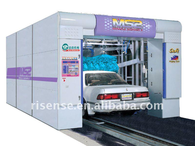 Tunnel car wash machine gt full automatic car wash machine tunnel cc