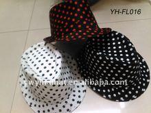 Men's fedora hat wholesale