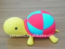 Smooth Elastic tortoise toy /pillow