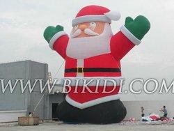inflatable Santa Claus balloon/inflatable custom