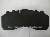 Brake Pads for Mercedes Bus Brake pads OEM No.0034201620