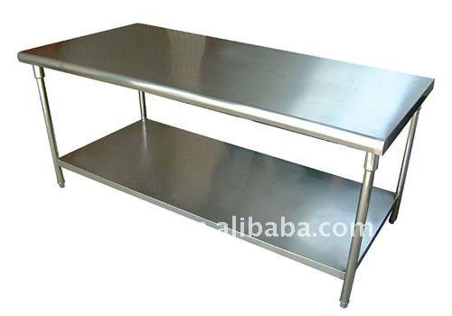 Para hornear pan panader a mesa de trabajo equipamiento de for Mesa de trabajo precio