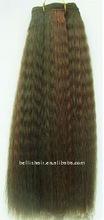 cheap remi human hair weaving yaki