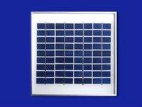 small polycrystalline solar panel 5W