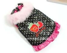 LM111 Fashion winter pet clothes dog coat