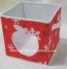 Hot sale!!! Christmas series--Storage Box(apple)