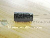 47uF 250V Sanyo Aluminum Electrolytic Capacitor in stock