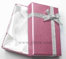 Fashion accessory small gift box with sponge