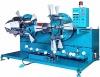 Winder, One Bobbin, Two Bobbin, Four Bobbin, PVC Profile, PVC Pipe, Extrusion Machine Line