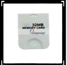 Video Game Memory Card 32MB For Wii White
