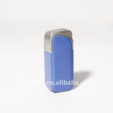 rubber finish surface lighter