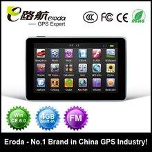 WinCE NET 6.0+FM+E-book+Multilanguage=Hand Held Navigation System G5