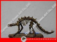 Tamaño pequeño dinosaurio de juguete esqueleto venta / comercio garantía