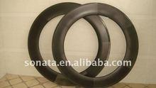 road bike tubular carbon fiber rim 88mm 18 holes