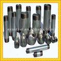 ( bs 1387/astm a53 estándar ) galvanizado roscado tubería/tubo