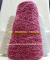 regegerated cotone filato misto lana