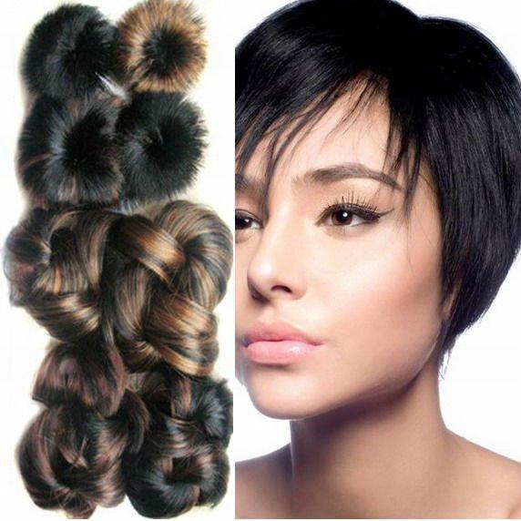 27 Pieces Hair On Pinterest Quick Weave Short Quick ...