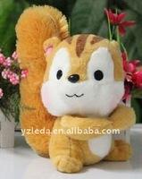 plushtoy squirrel stuffed Valentine toy