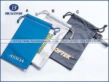 wholesale nylon drawstring bag for cellphone/mp3/mp4