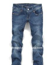 wholesale 100% cotton denim jeans & denim fabric 2012