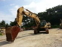 used Caterpillar used Excavator 345CL 2006Y IN KOREA