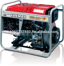 GF6500C Continuous Watt Gasoline Powered Portable Generator