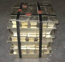 99.9% pure tin ingots for sale